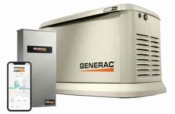 Generac Guardian 24kW Standby Generator