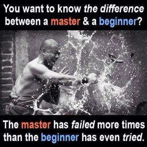 Master vs Beginner
