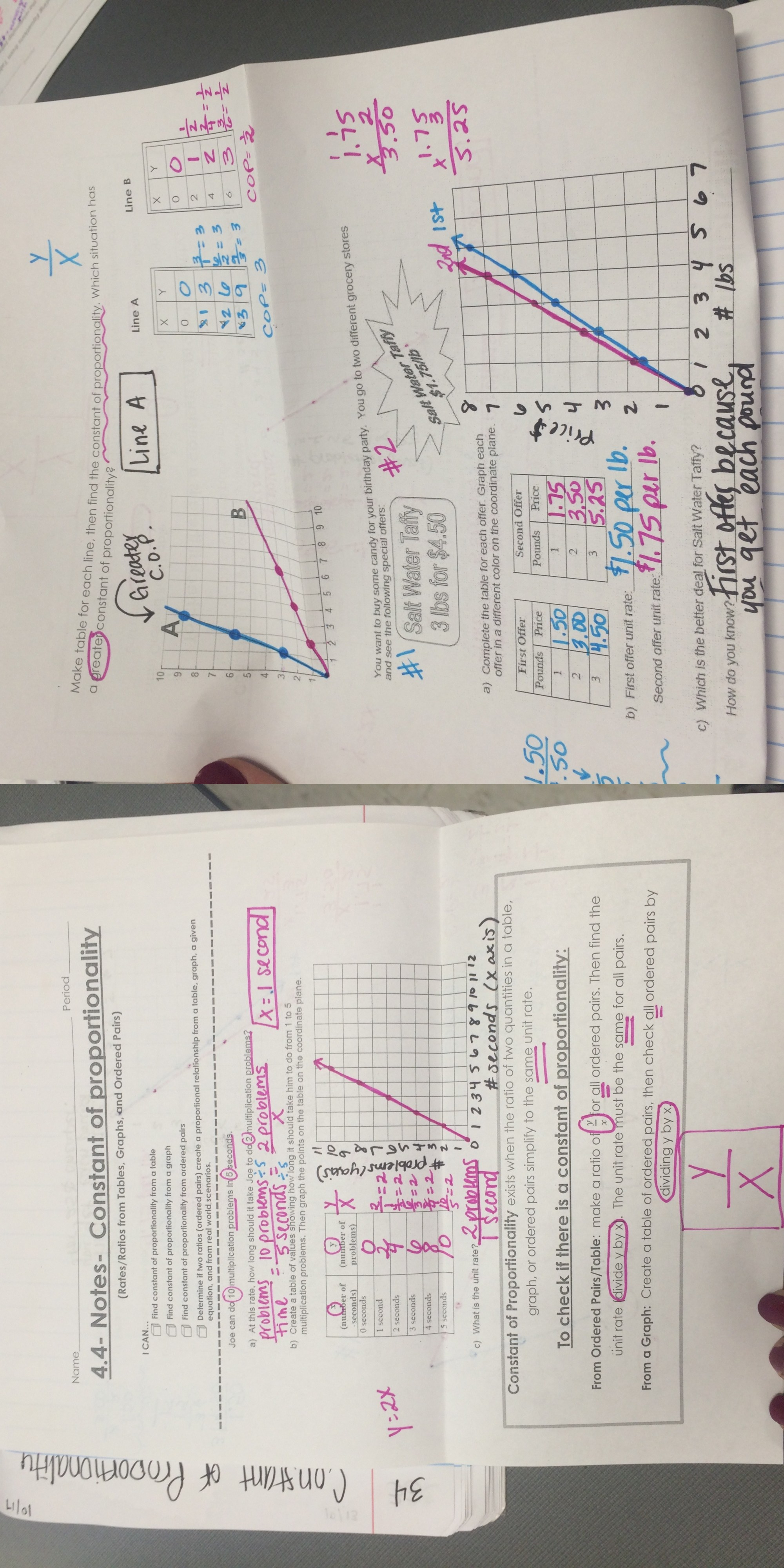 hight resolution of Constant Proportionality Worksheet 7th Grade   Printable Worksheets and  Activities for Teachers