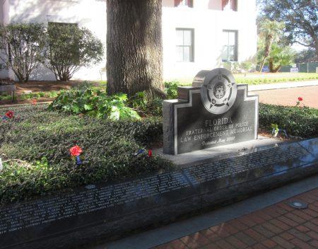 Memorial to Fallen Law Enforcement