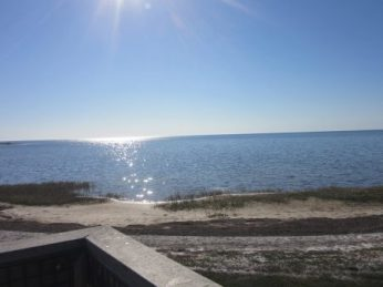 Sun upon the Gulf of Mexico
