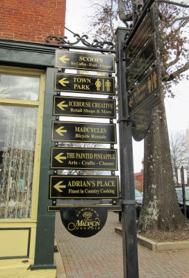 Directions to Scoops and other neat places