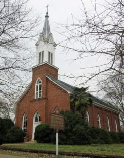 Earliest remaining church, I believe
