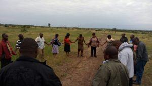 Ajibu Ruiru Plots for Sale Groundbreaking Ceremony