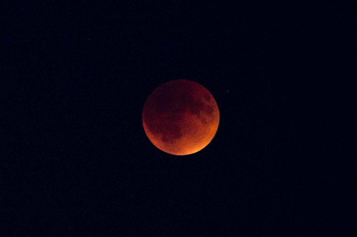 Total eclipse of the moon, 27Sep2015, Photo by Allan J Jones