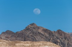 Moonrise from Indian Springs Campground, Death Valley National Park, 9Mar2017, Photo by Allan J Jones