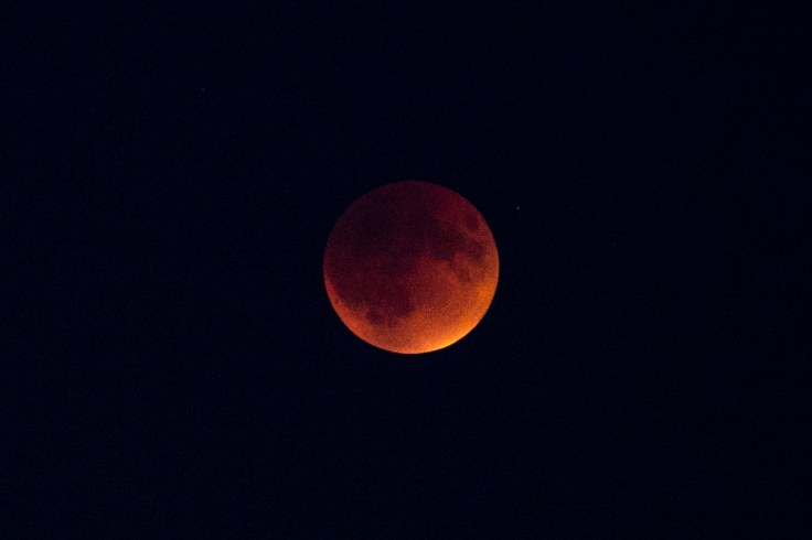 Lunar Eclipse, 27Sep2015, Photo by Allan J Jones