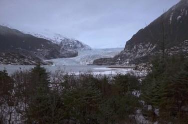 Mendenhall Glacier, Juneau, AK 23Nov2013, Photo by Allan J Jones