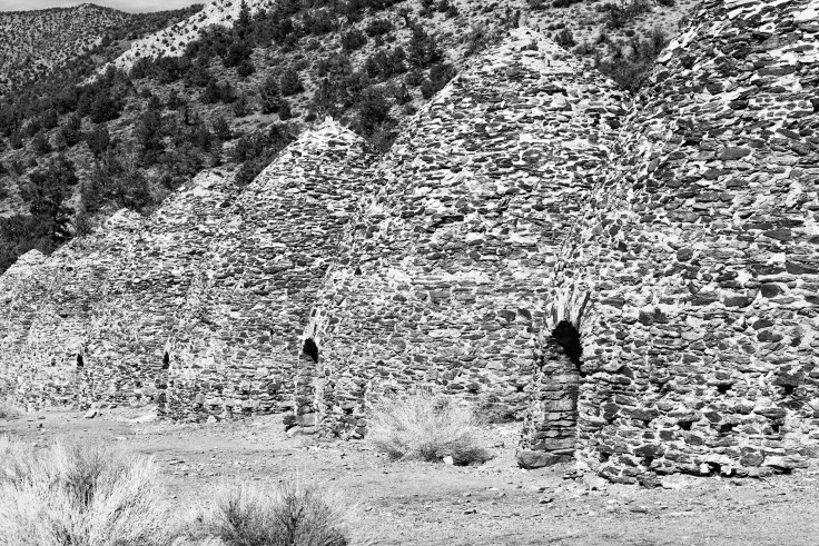 Beehive Kilns, Death Valley NP by Allan J Jones Photography