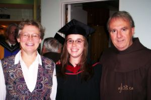 Convocation - with Joann Badley and Dave Norman (2005-10-15)