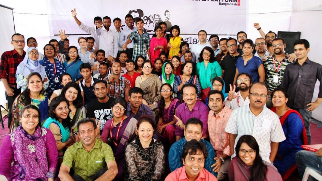 Read more about the article Trainer – Nakshi Kantha At ActionAid