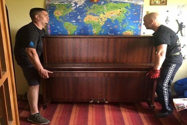 Selidbe i prevoz pianina