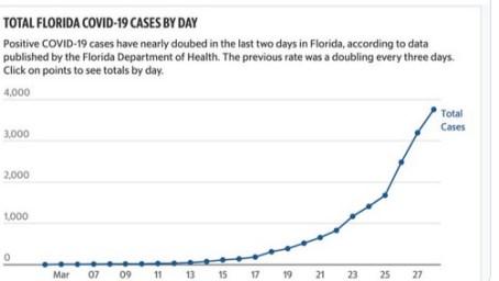 Florida Cases 032820