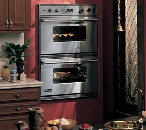 Viking VEDO266 36 Inch Double Electric Wall Oven with