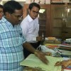 प्रभारी सचिव ने किया स्कूलों का निरीक्षण, असंतोषजनक मिली व्यवस्थाएं