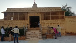 साढ़े तीन सौ साल पुराना हे धार्मिक आस्था का प्रतिक रामकुंड स्थित श्रीराम  मंदिर