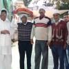 प्रमोद भाया की दीर्घायु  के लिए दरगाह में चादर पेश