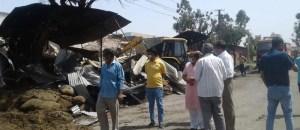 कृषि उपज मण्डी में आग की हो निष्पक्ष जांच