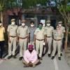 जैसलमेर  जिला पुलिस की नशे के सौदागरों के खिलाफ बड़ी कार्यवाही