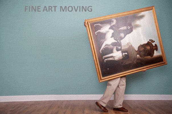 AJ Movers Are Fine Art Movers