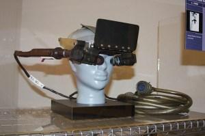 Virtual Reality Headset Prototype (circa 1968). Photo by Pargon, via Flickr.