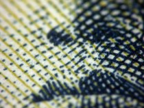 Paper Money, Extreme Macro, by Kevin Dooley, via Flickr.