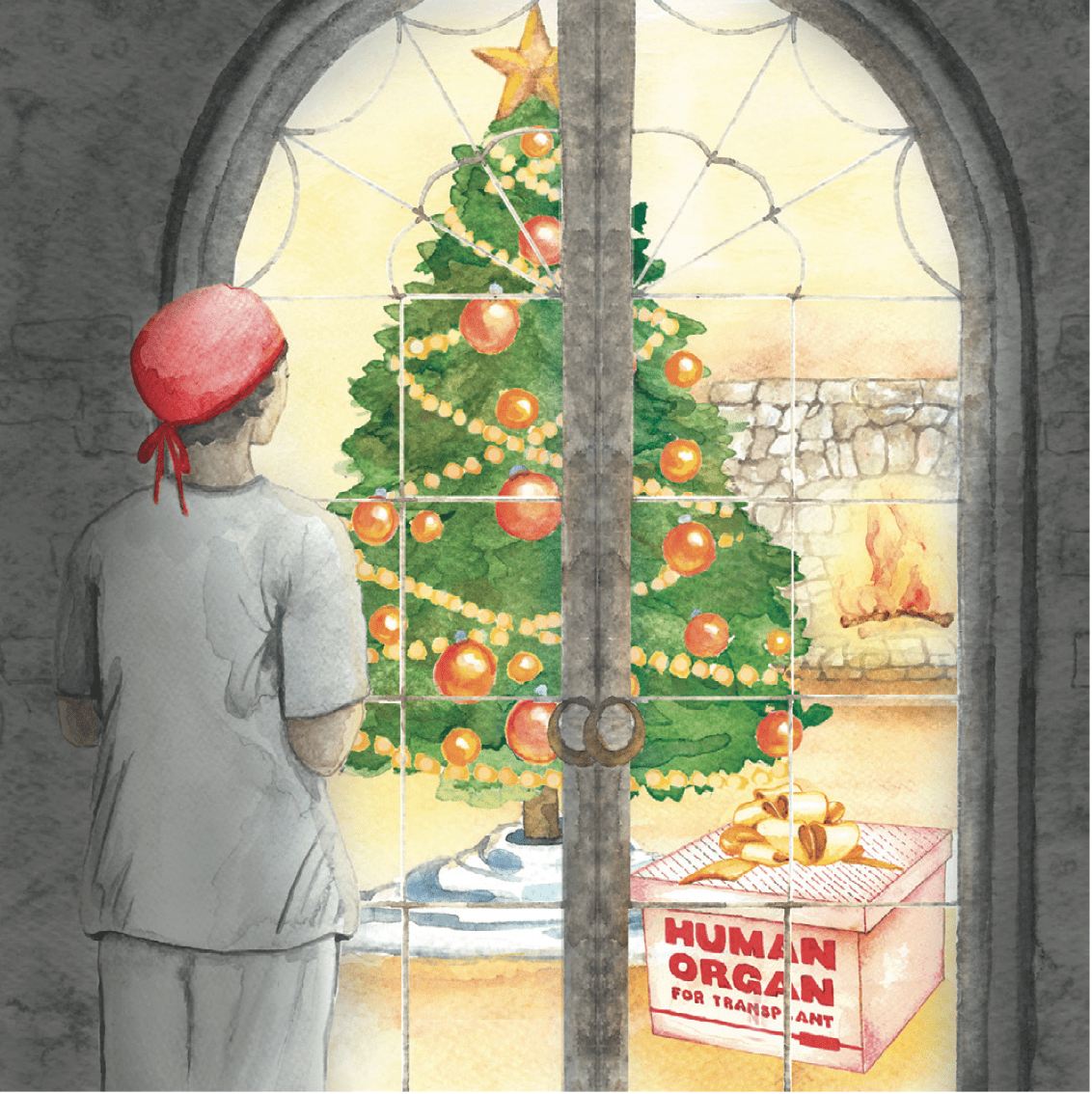 Evening Shift, Christmas Eve: A Nursing Memory - Off the Charts