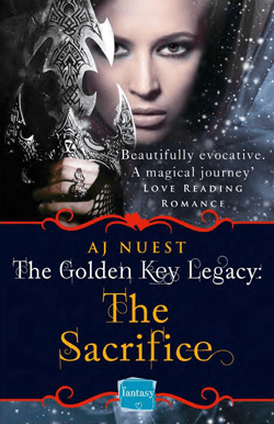 The Sacrifice - Book 2 of the Golden Key Legacy