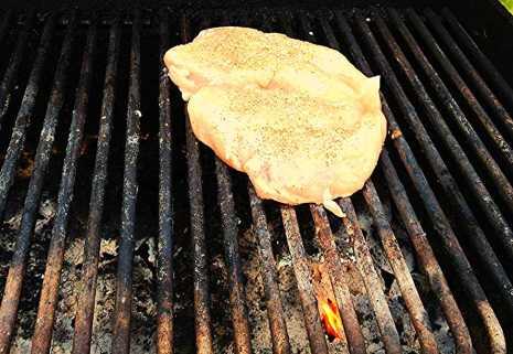 grilled chicken breast