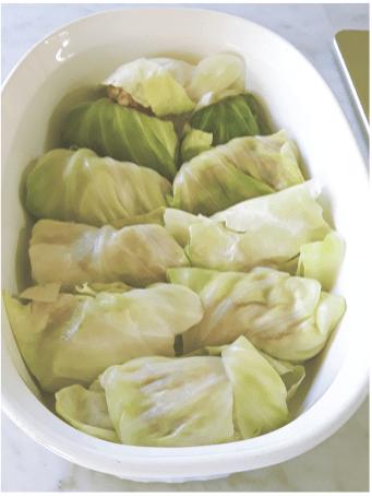 cabbage in casserole