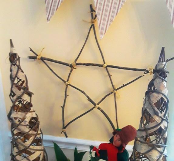 tree branch star done