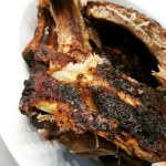 photo of how to cook pork spare ribs