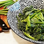 broccolini cut into 1 inch pieces