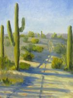 Trail South, Terry Gonzales