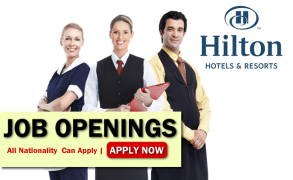 Hilton Job Opportunities