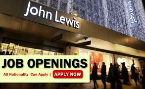 John Lewis & Partners Job Opportunities