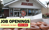 Krispy Kreme Job Opportunities