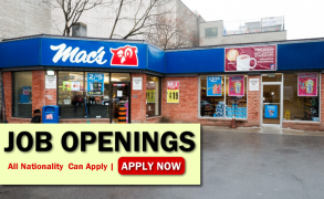 Mac's Convenience Store Job Opportunities