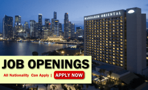 Mandarin Oriental Hotel Group Job Opportunities