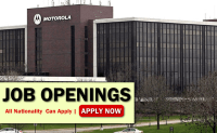 Motorola Solutions Job Opportunities