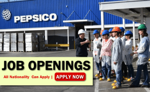 Pepsico Group Job Opportunities