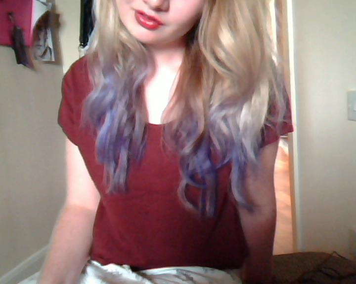 Hair Review From Purple Toners To Purple Hair