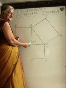 Mrs.Kripalani