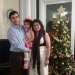 Nagrajan and Family