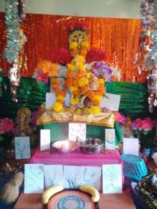 Dhanada Lakshmi Pooja