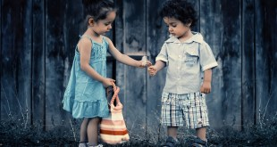 Little children can get themselves and others into abusive situations.