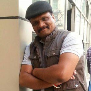 Painter Dnyaneshwar Jagadale