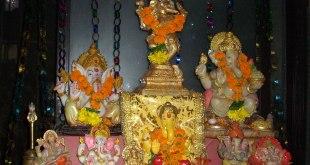 Beginners Celebrating Ganesh Chathurthi