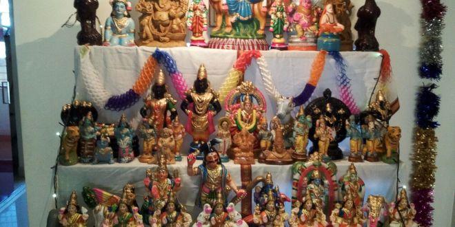 How Beginners Celebrate Navaratri