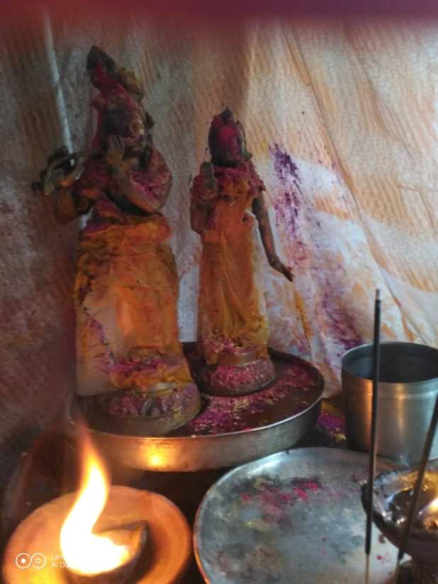 Corona and Holi Celebrations – 2021